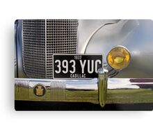 1937 Cadillac Metal Print