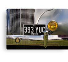 1937 Cadillac Canvas Print