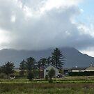 Cloud over Muckish Mountain by Fara