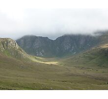 The Poisoned Glen Photographic Print