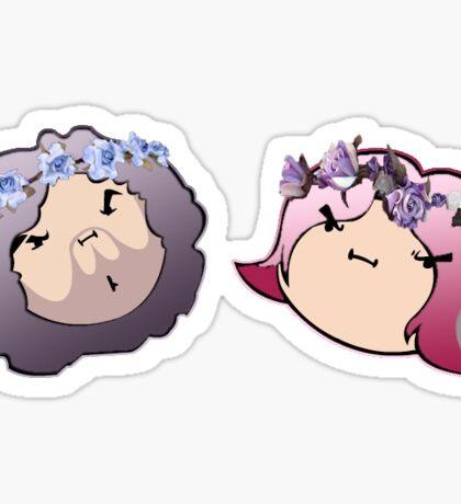 Pastel - Game Grumps Sticker
