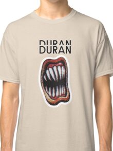 Duran Duran - Paper Gods Live 2015 Logo Classic T-Shirt