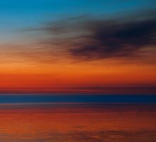 The Sunset by Sue Wickham