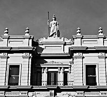 Minerva by Dean Gerrard