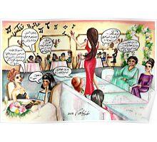 Arabic Wedding Poster
