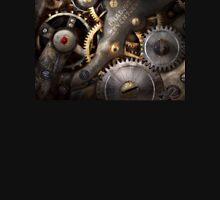 Steampunk - Gears - Horology Unisex T-Shirt