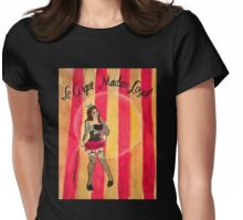 Le Cirque Madam Loyal Womens Fitted T-Shirt