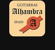 Guitarras Alhambra Spain Hoodie