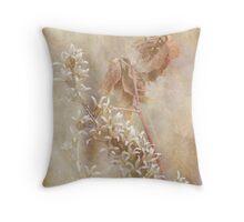 Textures calendar) Simply Beautiful Throw Pillow