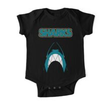 In the Jaws of the Sharks One Piece - Short Sleeve