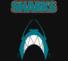 In the Jaws of the Sharks Unisex T-Shirt