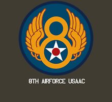 8th Airforce Emblem  Unisex T-Shirt