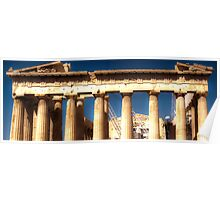Acropolis HDR Poster