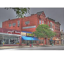The Deli Downtown - Cortland, NY Photographic Print