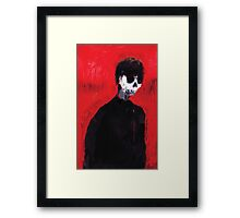 Internal Affairs 01 Framed Print