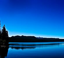 Blue Water Sky by vanishedtwin