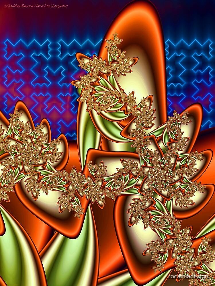 Autumn Arrangement by rocamiadesign