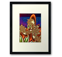 Autumn Arrangement Framed Print