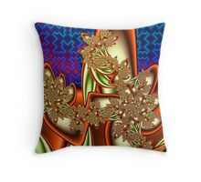 Autumn Arrangement Throw Pillow