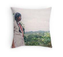 SnapLanka 11 Throw Pillow