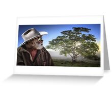 KANANGRA - Beautiful View Greeting Card