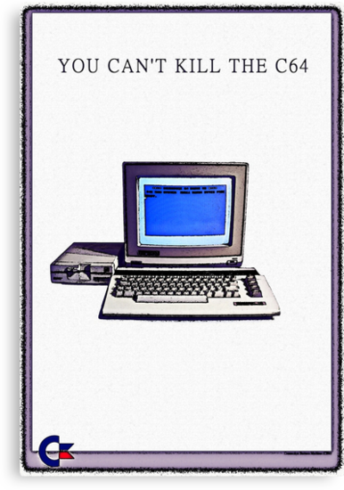 Commodore 64 by Robert Bertino