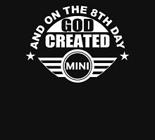 And On The 8th Day God Created Mini Cooper Car Fan Gift Hoodie