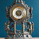 Grandma's Clock by Matthew Walmsley-Sims