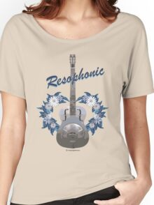 Resophonic Guitar 1 Women's Relaxed Fit T-Shirt