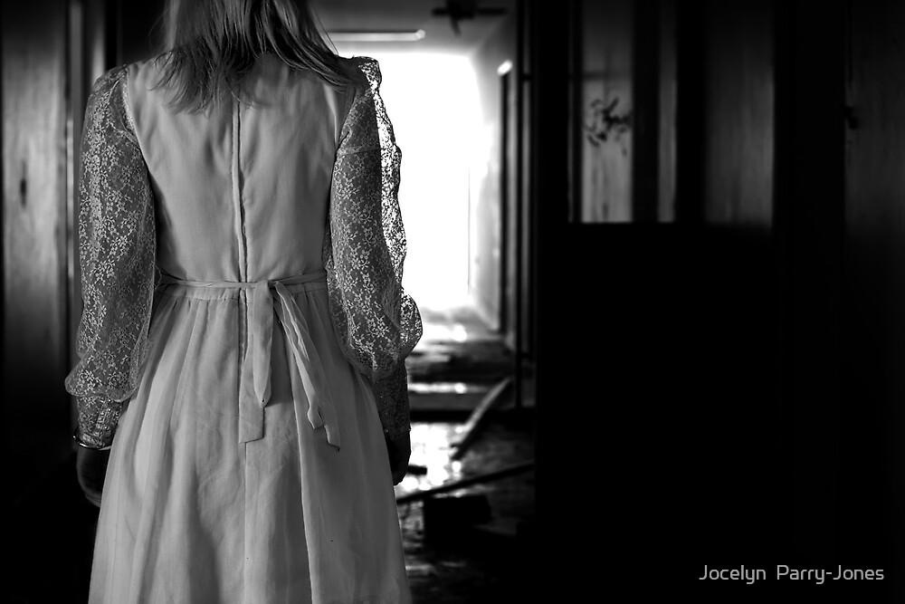 Into the light by Jocelyn  Parry-Jones