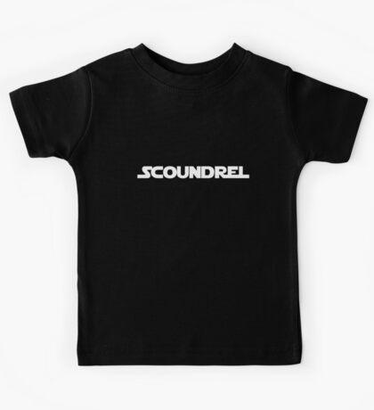 Scoundrel Kids Tee