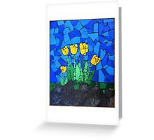 Spring of life Greeting Card