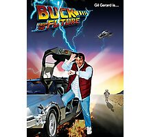 Buck to the Future Photographic Print