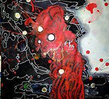 """""""Corporeal Ghast"""" by Sam Haycroft"""