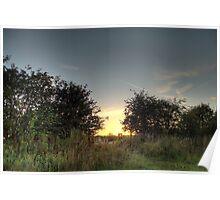Sunset x2 Poster