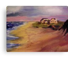 Beach 1 Canvas Print