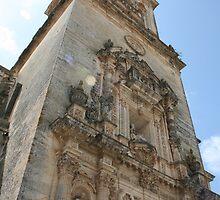 Cathedral - Arcos de la Frontera, Spain by KLReich