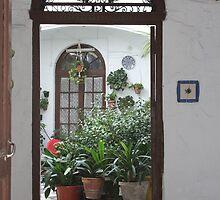 Spanish Doorway by KLReich