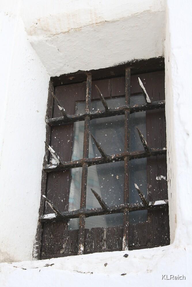Dangerous Window by KLReich