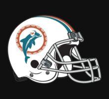 Miami Dolphins by waldonez99