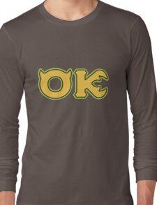 Pledge Oozma Kappa Long Sleeve T-Shirt