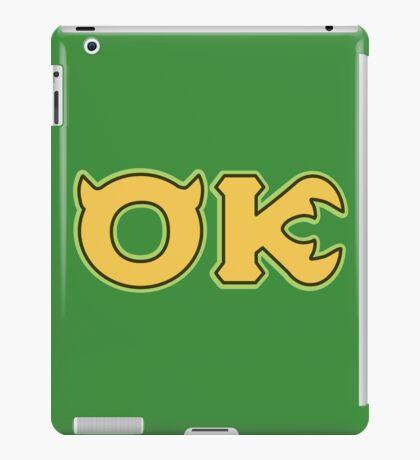 Pledge Oozma Kappa iPad Case/Skin