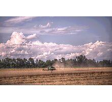 fruitful fields of barron Photographic Print