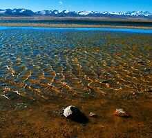 Nam tso Lake, Tibet. by bulljup