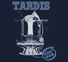 Tardis Bigger Inside by ixrid