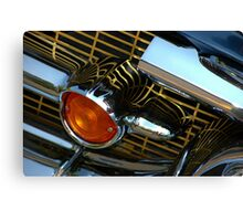 Bumper Bling Canvas Print