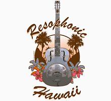 Resophonic Hawaii (brown) Unisex T-Shirt