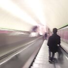 The motion on the underground by Tom Fletcher