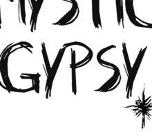 Crystal Ball Mystic Gypsy Sticker