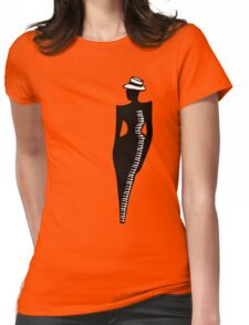 Femme piano Womens Fitted T-Shirt